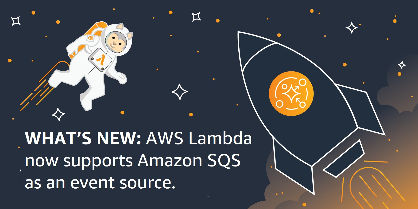 Amazon Simple Queue Service – first look