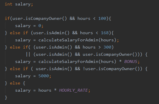 Pozbądź się ifów ze swojego kodu za pomocą polimorfizmu